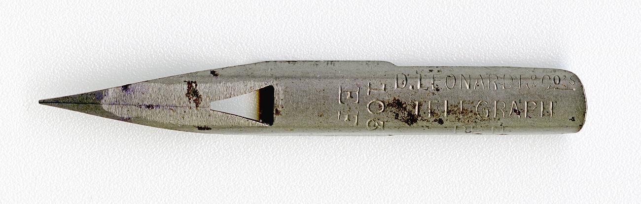 D.LEONARDT&Co TELEGRAPH PEN EF №103