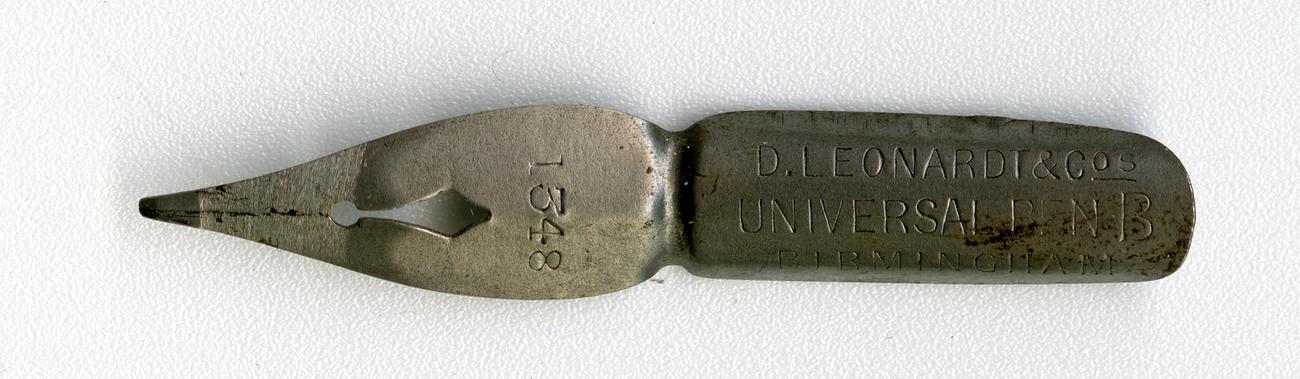 D.LEONARDT&Co UNIVERSAL PEN BERMINGHAM B №1348 (2)