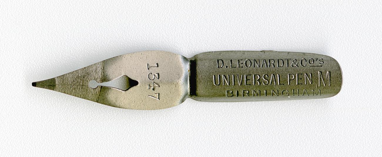D.LEONARDT&Co UNIVERSAL PEN BERMINGHAM M 1347