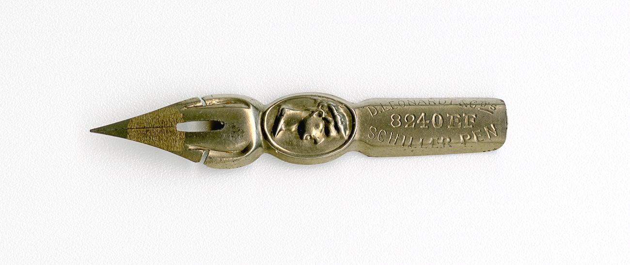 D. LEONARDT&Co SCHILLER PEN EF 8240