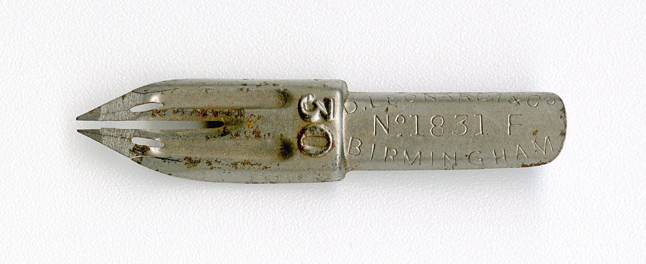 D. LEONARDT&Co №1831 F BIRMINGHAM 30