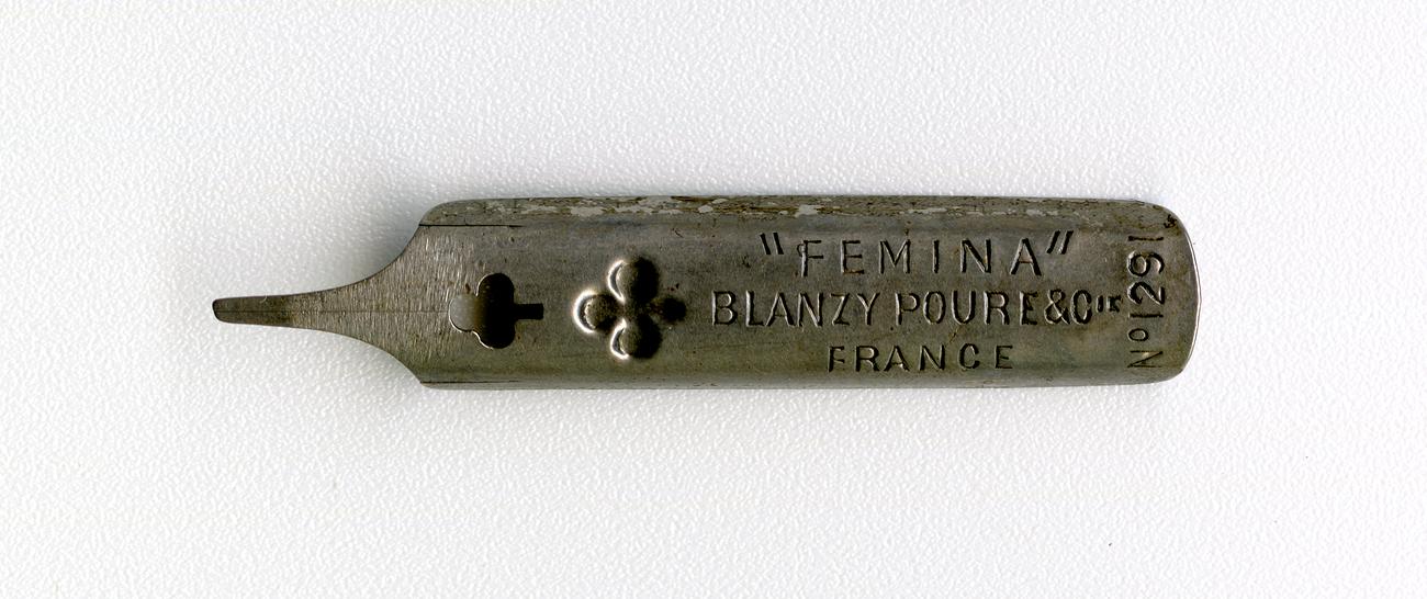 FEMINA BLANZY POURE &Cie FRANCE №1291 Best