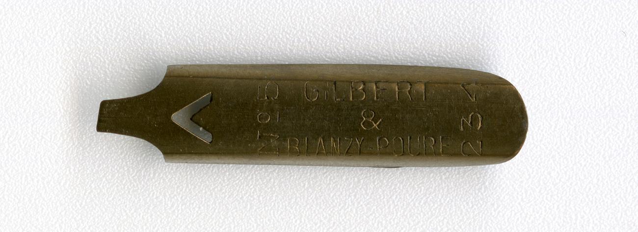 GILBERT & BLANZY-POURE 234 №5