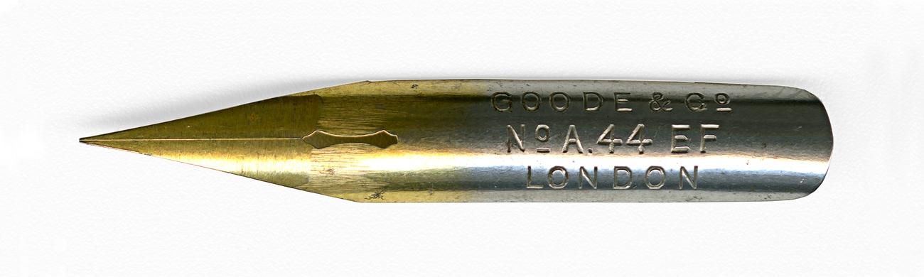 GOODE&Co №A.44 EF LONDON