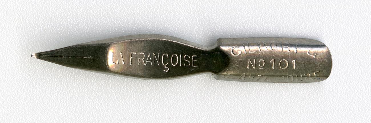 Gilbert&Blanzy Poure №101 LA FRANCOISE 1