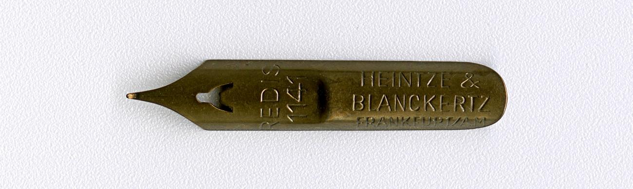 HEINTZE & BLANCKERTZ BERLIN REDIS 1141