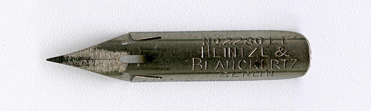 HEINTZE & BLANCKERTZ BERLIN №2280 EF (2)