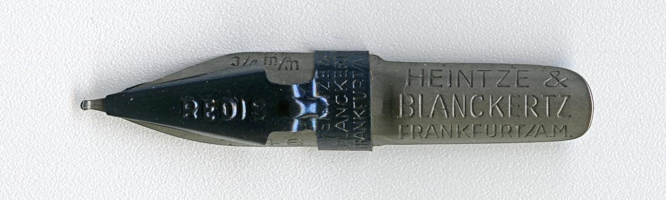HEINTZE & BLANCKERTZ FRANKFURT AM REDIS 1146 3-4mm