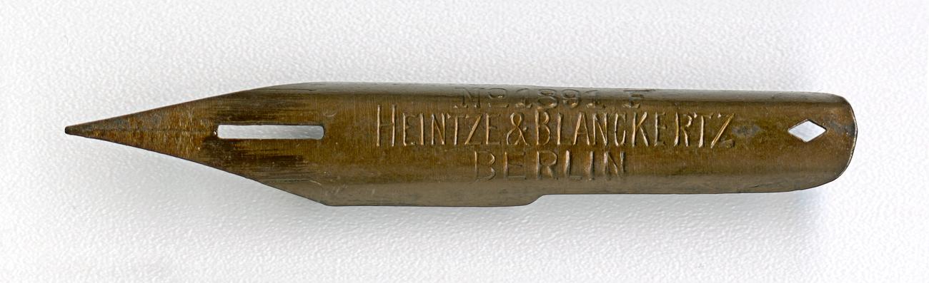 Heintze Blanckertz Berlin F №1891