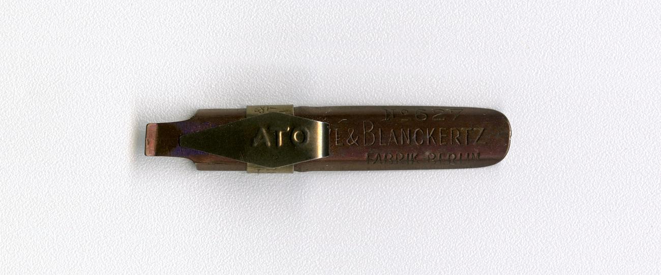 Heintze & Blanckertz FABRIK-BERLIN ATO №627