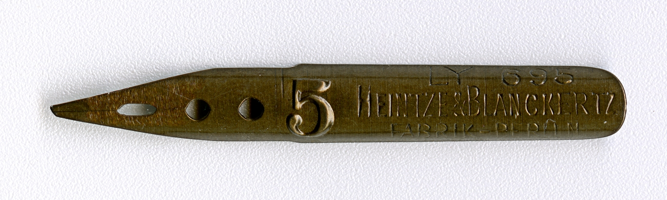 Heintze & Blanckertz FABRIK-BERLIN LY 695 5