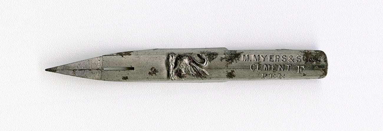 M.MYERS&SON CEMENT PEN F лебедь