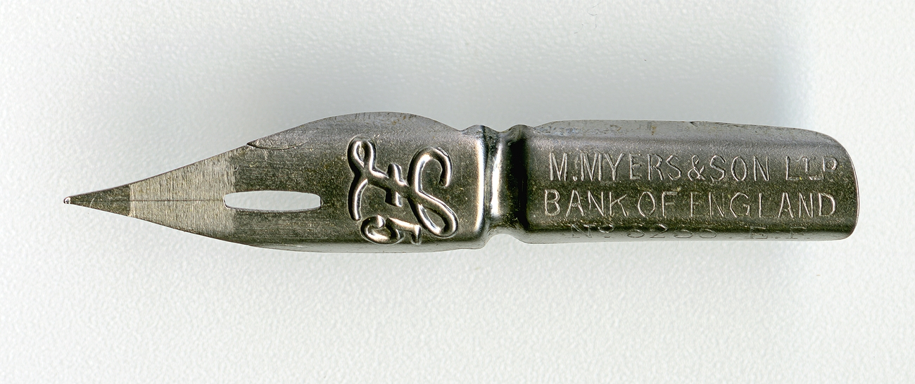M.MYERS&SON Ltd BANK OF ENGLAND №3255 EF