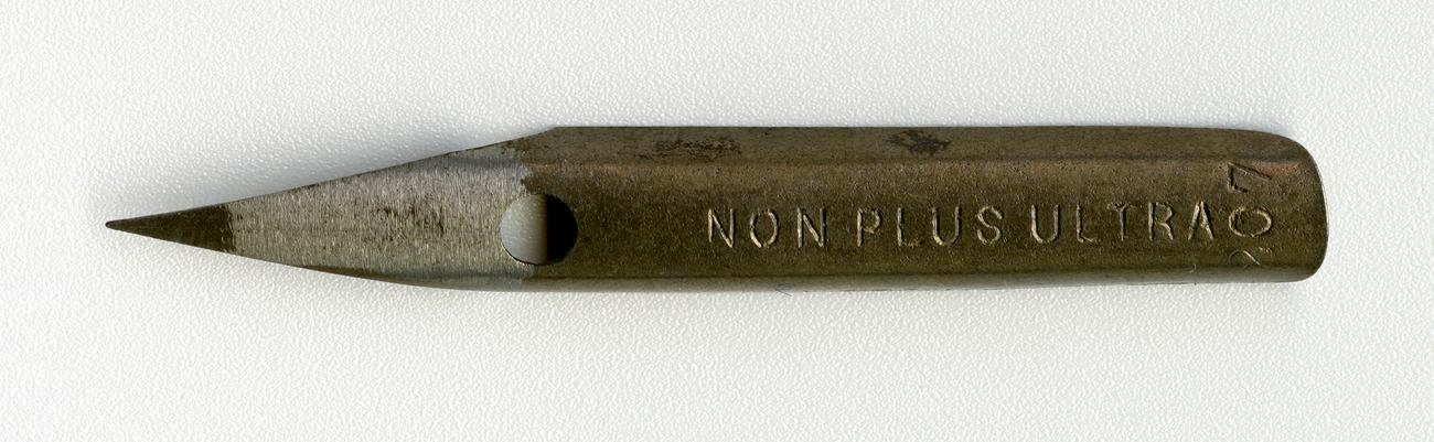 NON PLUS ULTRA №207