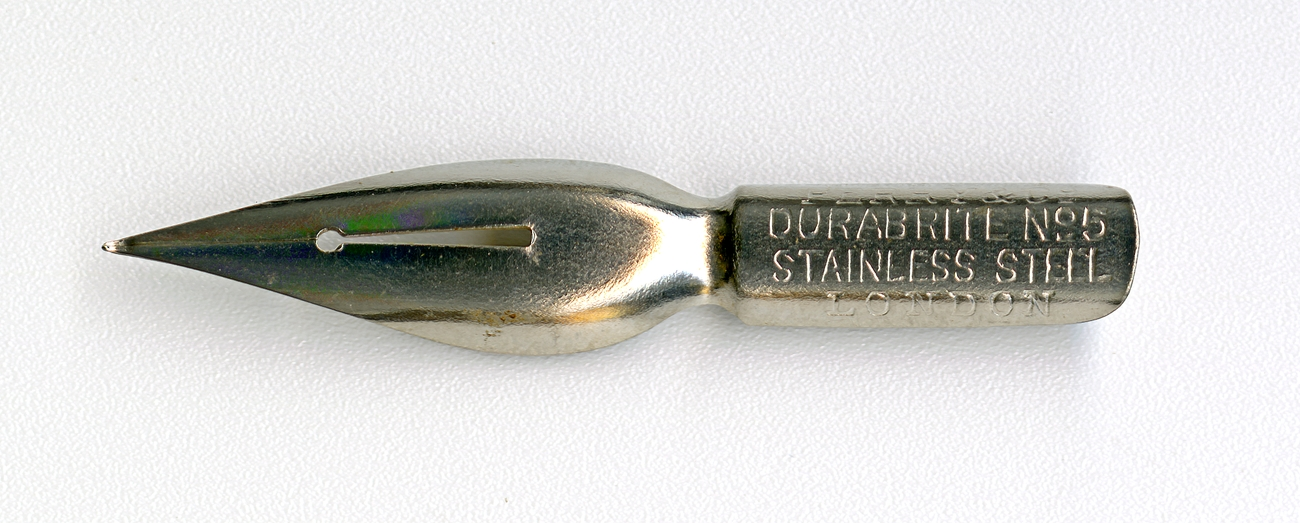 PERRY&Co DURABRITE STAINLESS STELL LONDON №5