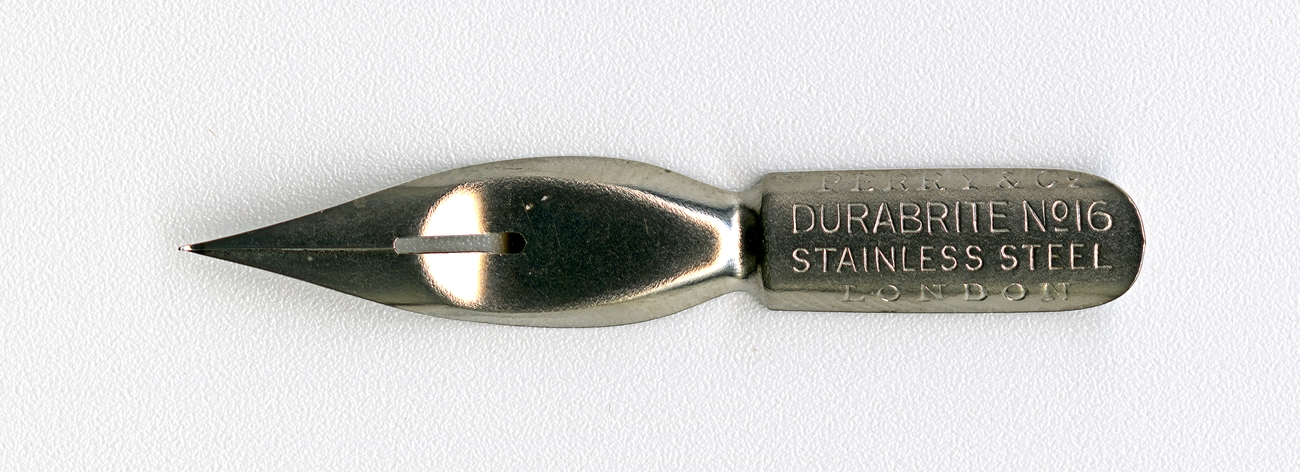 PERRY&Co DURABRITE №16 STAINLESS STEEL LONDON