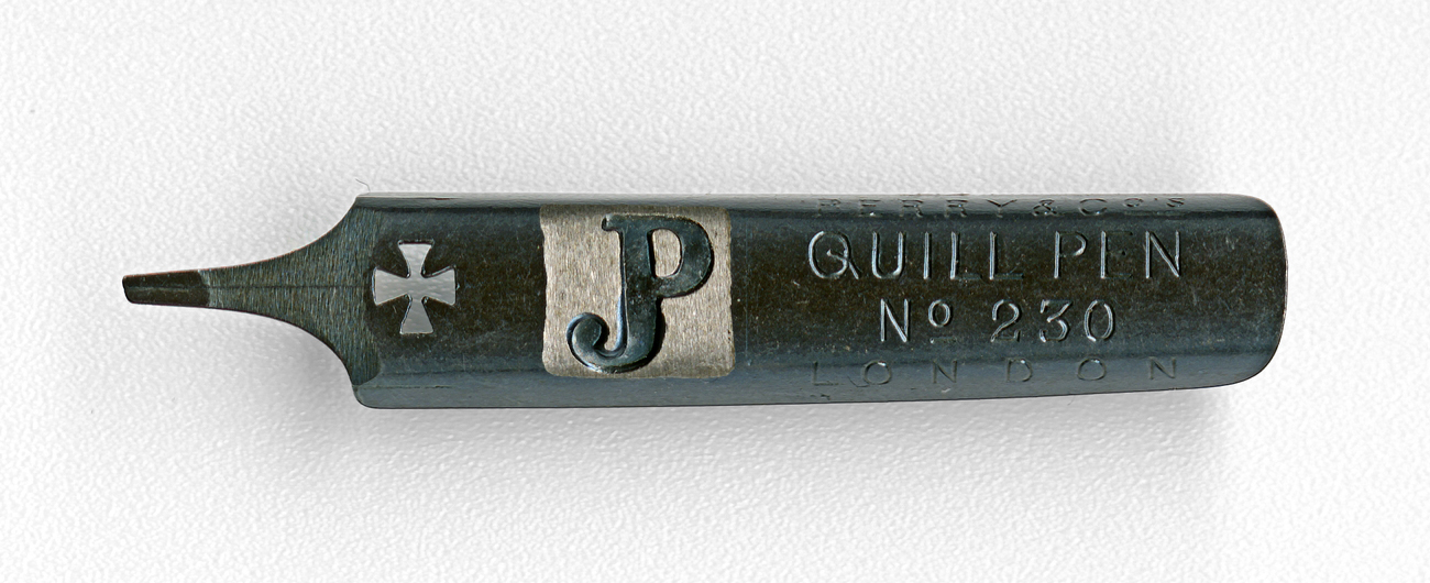 PERRY&Co QUILL PEN №230 LONDON