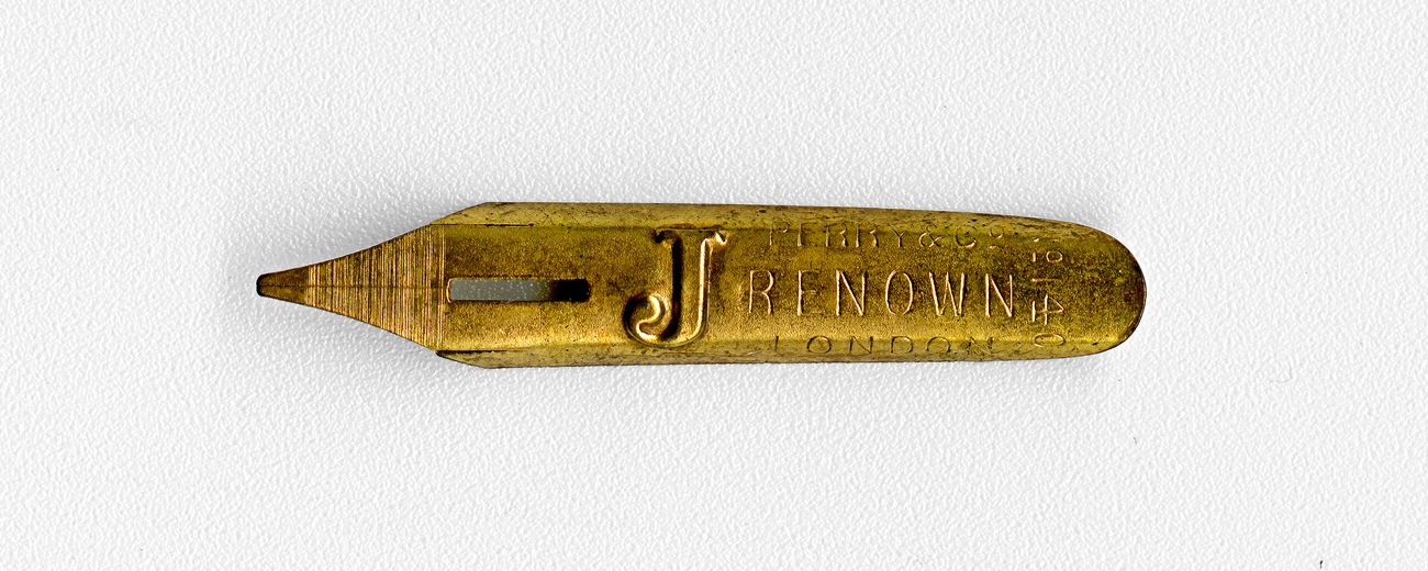 PERRY&Co RENOWN LONDON №140 J