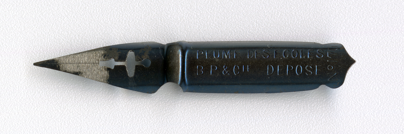 PLUME DESECOLES BP&Cie DEPOSE №170