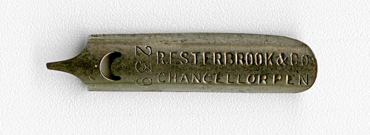 R.ESTERBROOK&Co CHENCELLOR PEN 239