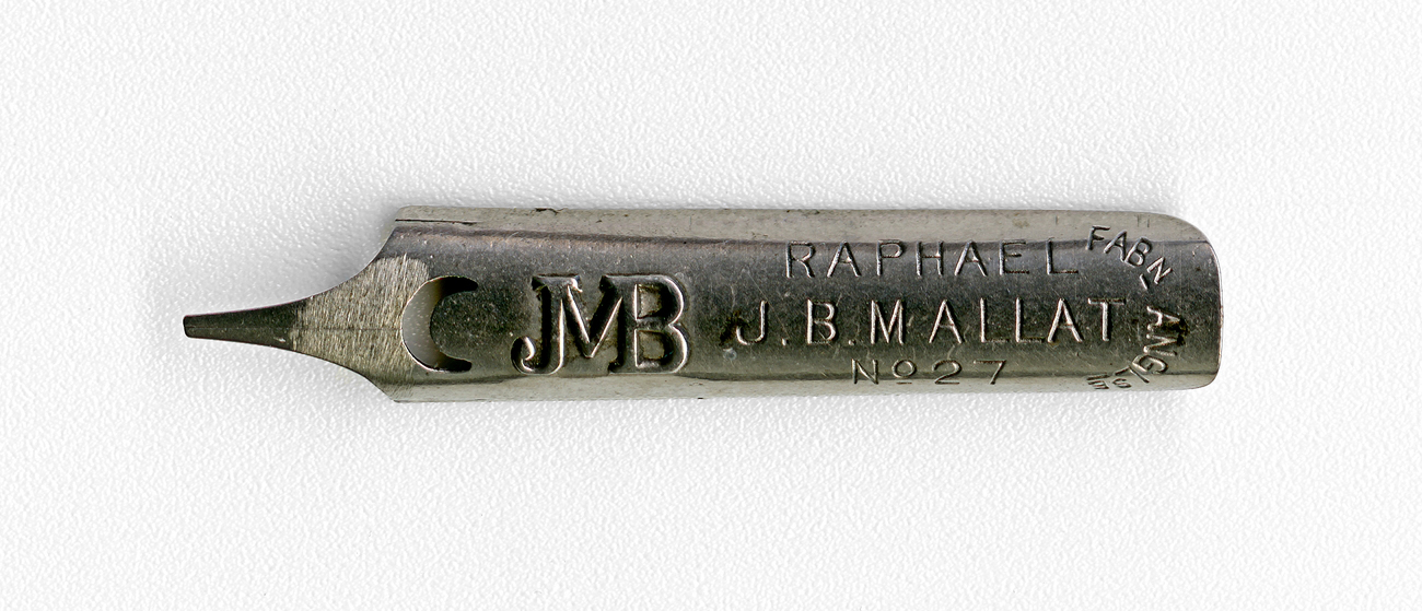 RAPHAEL J.B.MALLAT №27 FABnANGL