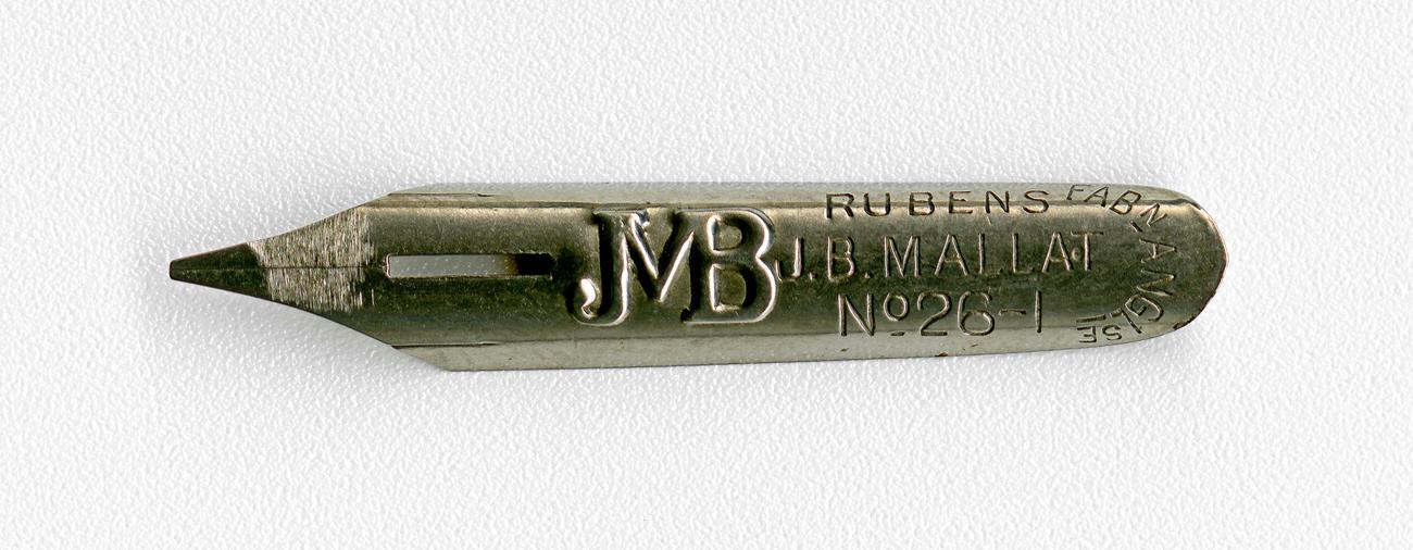 RUBENS J.B.MALLAT №26-1 FABnANGL