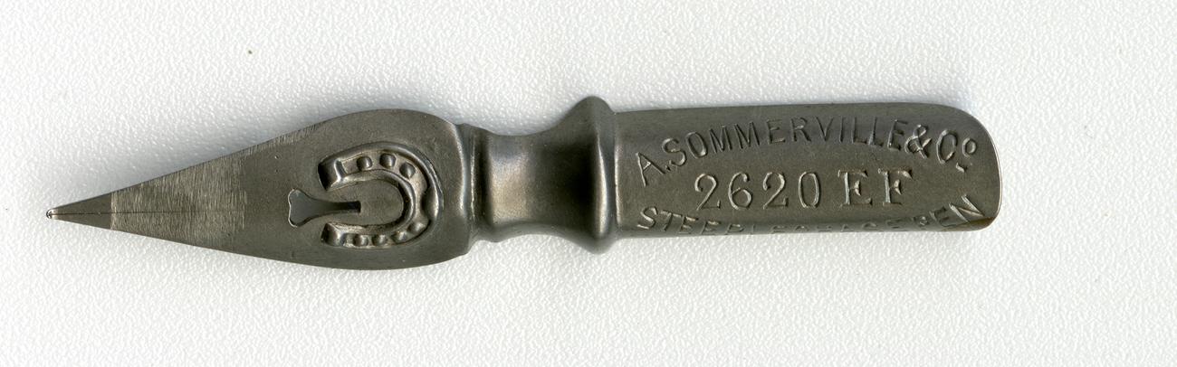 SOMMERVILLE&Co EF STEEPLE CHASE PEN №2620