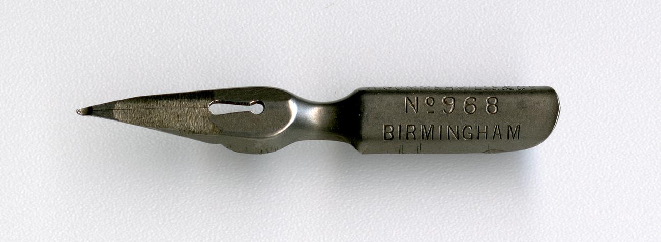 SOMMERVILLE&Co №968 BIRMINGHAM