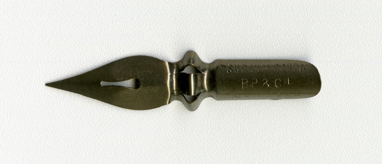 SURSUM CORDA BP&Cie №1682 EF