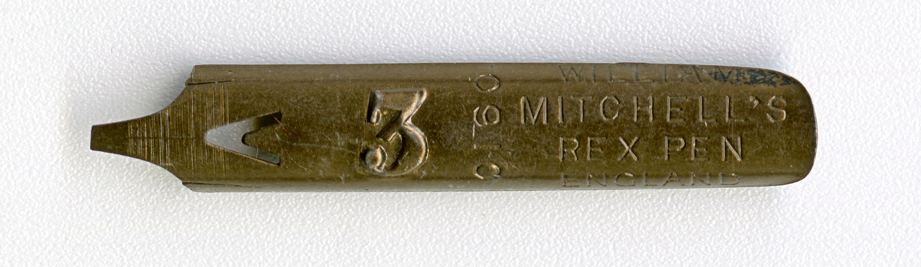 WILLIAM MITCHELL`S REX PEN №0160 3 England