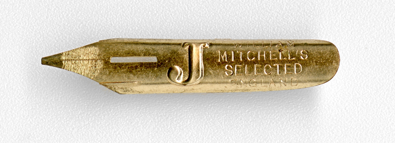 WILLIAM MITCHELL`S SELECTED J England