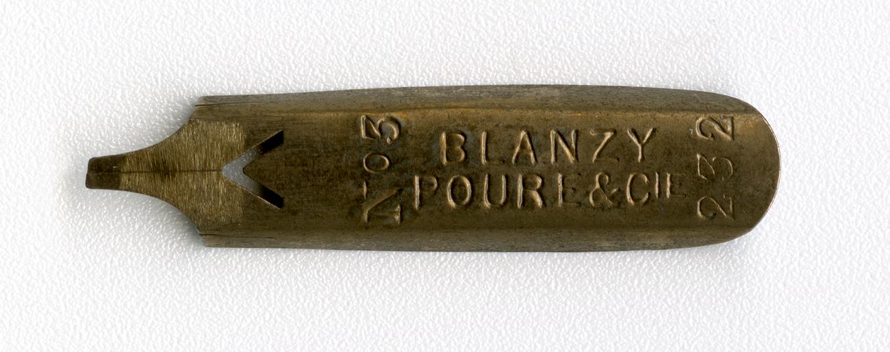 №3 BLANZY POURE&Cie 232