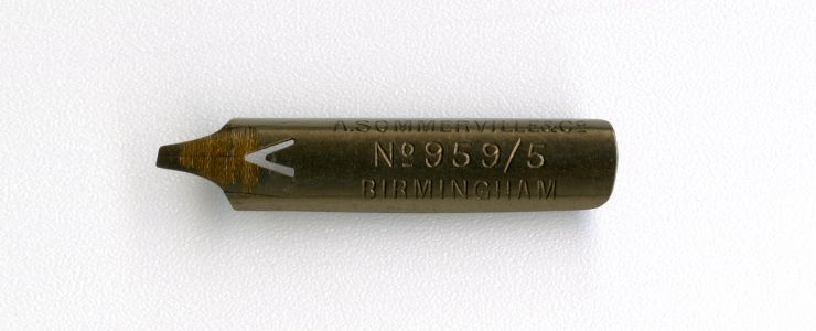 A.SOMMERVILE & Co BIRMINGHAM №959-5