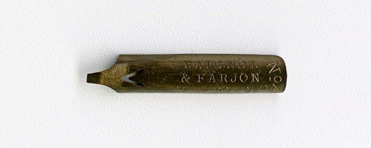 BAIGNOL & FARJON A LA RONDE No4 394 Cat