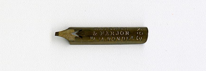 BAIGNOL & FARJON A LA RONDE №3 394 Cat