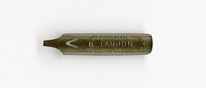 BAIGNOL & FARJON A LA RONDE №5