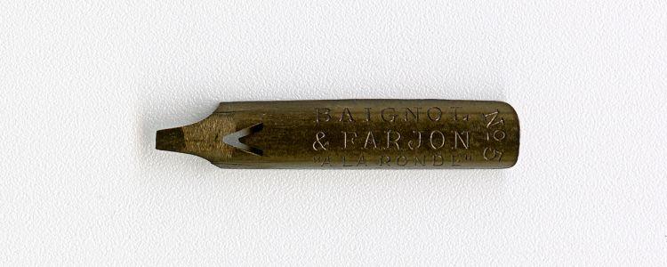 BAIGNOL & FARJON A LA RONDE №5 394 Cat