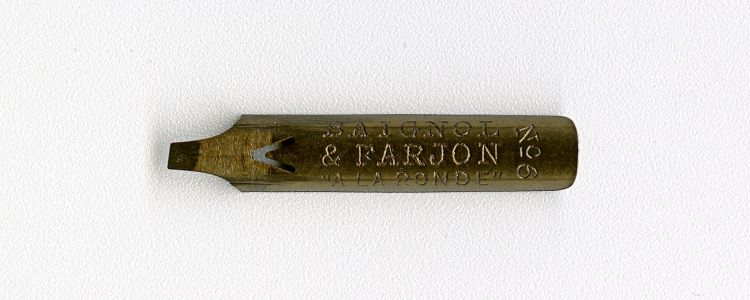 BAIGNOL & FARJON A LA RONDE №6 394 Cat