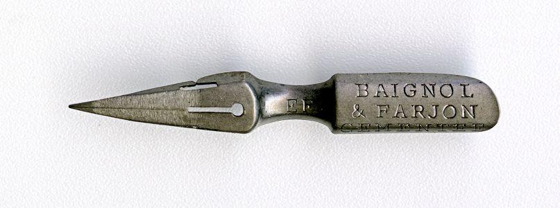BAIGNOL & FARJON CEMENTEE EF