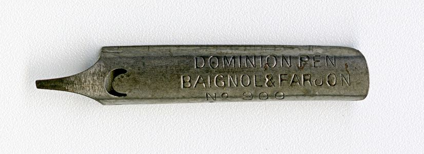 BAIGNOL & FARJON DOMINION PEN №900