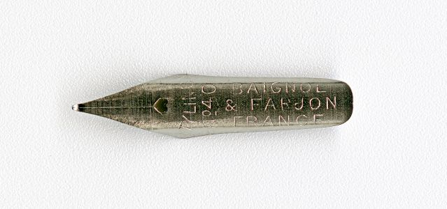 BAIGNOL & FARJON FRANCE TYLINOX №40