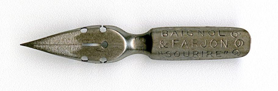 BAIGNOL & FARJON OURIRE 566 EF