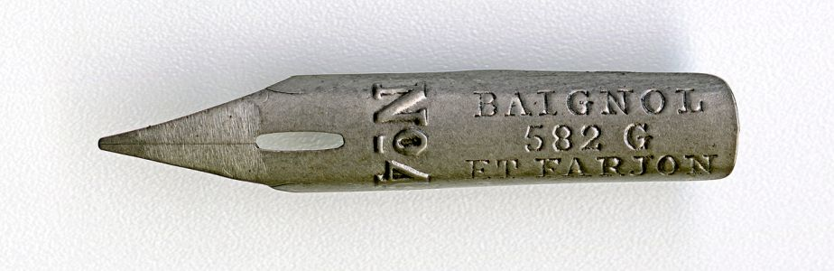 BAIGNOL & FARJON 582G ETALON №4 582 Cat