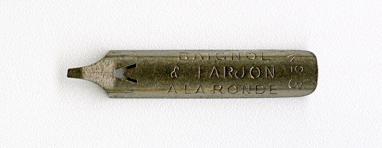 BAIGNOL & FARJON A LA RONDE №3 324 Cat