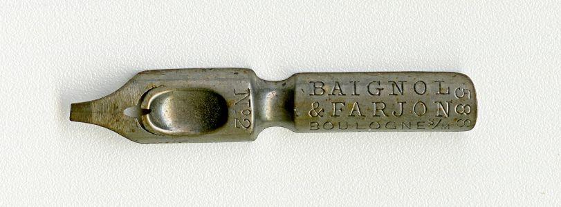 BAIGNOL & FARJON BOULOGNE S M 588 №2