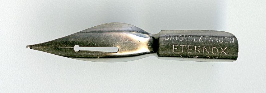 BAIGNOL & FARJON ETERNOX №6128