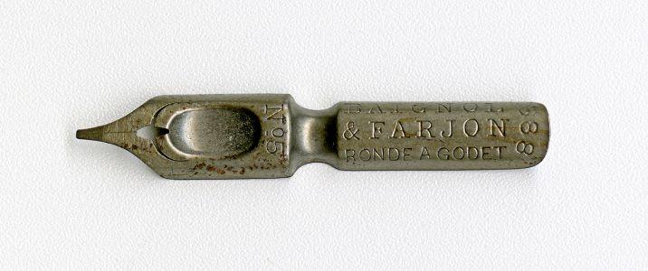 BAIGNOL & FARJON RONDE A GODET 588 №5