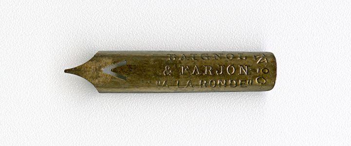 BAIGNOL & FARJON A LA RONDE №0