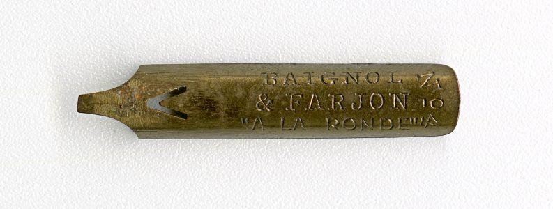 BAIGNOL & FARJON A LA RONDE №4