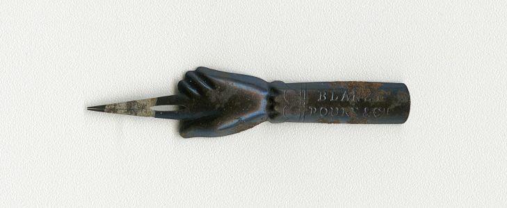 BLANZY POURE&Cie №151 BLEUE Cat